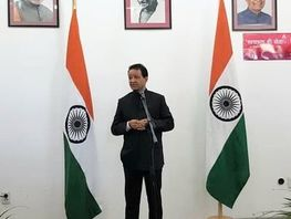 Ambassador of India to Kyrgyzstan: I would like to see more libraries in Bishkek