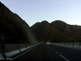 Bishkek - Torugart road in Boom gorge to be closed