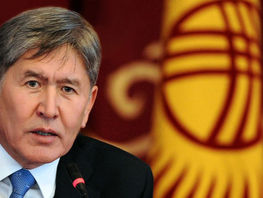 Atambayev believes Nazarbayev surrounded by oligarchs not thinking about сountry