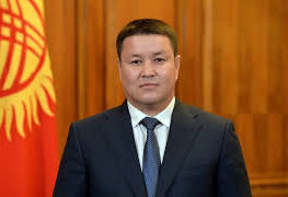 Acting President of Kyrgyzstan meets with Secretary of Security Council