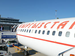 Regular flights from Kyrgyzstan resumed