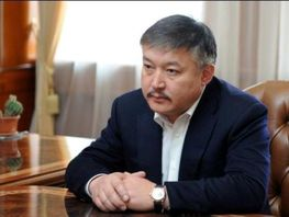 Ex-speaker Akhmatbek Keldibekov sues another media