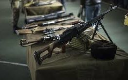 Sale of weapons in Border Service. Military sentenced to 5-17 years in prison
