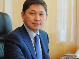 Sapar Isakov: Kyrgyzstan's rapid growth will be associated with Steven Seagal