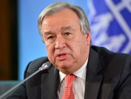 UN Chief: COVID-19 pandemic is out of control