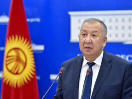 PM of Kyrgyzstan notes growth in COVID-19 incidence
