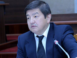 Kyrgyzstan received no proper profit from Centerra, Akylbek Japarov believes