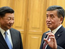 Kyrgyzstan – China. Entering strategic level of cooperation