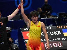 Aisuluu Tynybekova - first world champion in history of Kyrgyz wrestling