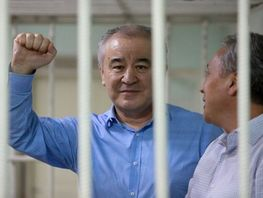 Consideration of Omurbek Tekebayev's case postponed to August
