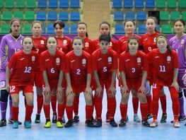 Kyrgyzstan defeats Afghanistan at International Futsal Tournament