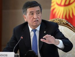 President of Kyrgyzstan signs decree on resignation of government