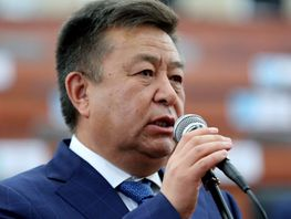 Ex-speaker of Parliament of Kyrgyzstan Chynybai Tursunbekov passes away