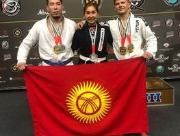Kyrgyzstanis win 11 medals at International Jiu-Jitsu Tournament