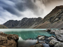 Nature lover's paradise. British photographer about nature of Kyrgyzstan
