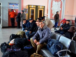 Kyrgyzstan is on fifth place in terms of number of migrants in Russia