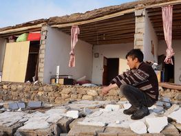 Earthquake in Turkey: Nine people killed in province where ethnic Kyrgyz live