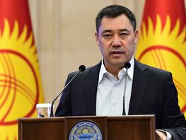 President's message: Sadyr Japarov voices priorities in foreign policy