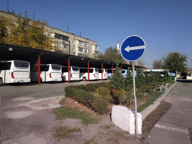 Фото 24.kg. Автопарк гаража управделами президента и правительства