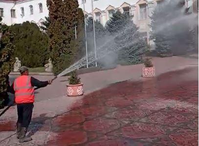 Фото пресс-службы мэрии Бишкека