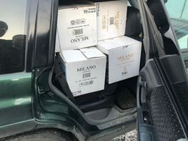 Smuggling of cigarettes for 650,000 soms into Kyrgyzstan prevented