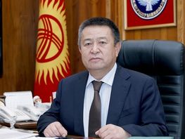 Ex-speaker of Kyrgyzstan takes leading position in richest people ranking