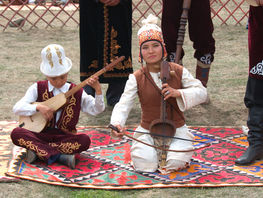 Kyrgyzstan to host Traditional Music Week