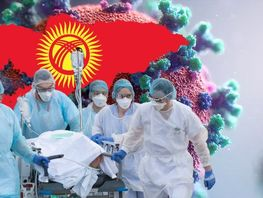Coronavirus confirmed in 450 more people in Kyrgyzstan, 8,141 in total