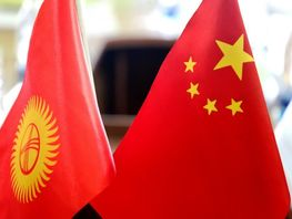 PRC's policy in Xinjiang. Kyrgyzstan refrains from supporting China