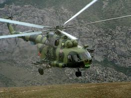 Kyrgyz helicopters for Somalia. Who signed the order?