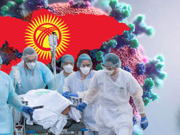 Coronavirus confirmed in 552 people for a day in Kyrgyzstan, 9,910 in total