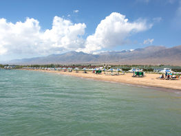 Vacations on Issyk-Kul permitted from June, feasts, events still banned