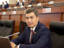 Parliament of Kyrgyzstan has new deputy
