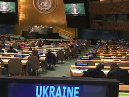 Kyrgyzstan votes against Ukrainian resolution on Crimea in UN