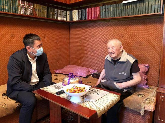 пресс-службы мэрии Бишкека