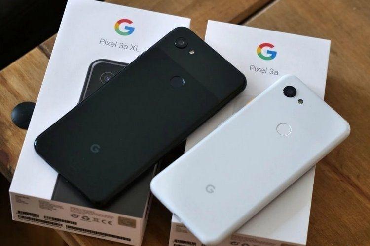 d2f921e4d2ba5 Google удивил ценами на новые смартфоны Pixel 3a и Pixel 3a XL ...