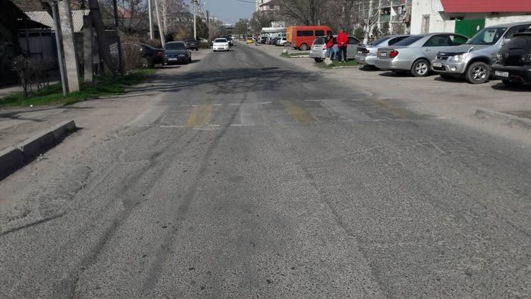 Abay Street In Bishkek To Be Closed For Repairs » English