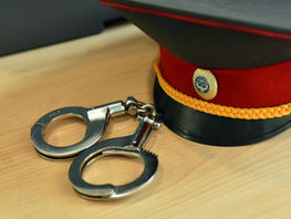 Financial police arrest former policeman in Osh city
