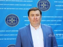 Cause of death of MFA employee Bakhtiyar Shakirov announced