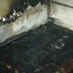 Фото МЧС. Пожар в селе Маевка