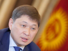 Sapar Isakov ready for detention