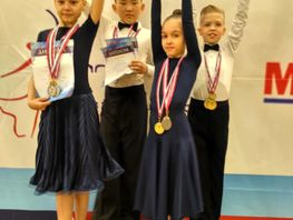 Kyrgyzstanis win 5 gold medals at dance tournament in Moscow