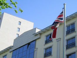 Consulate of Canada and British Embassy make statement on Kumtor